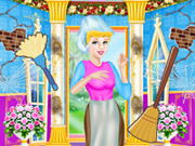 Cinderella House Cleaning Challenge