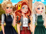 Disney Princesses Wizarding School