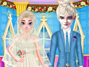 Frozen Wedding Planner