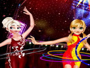Princess In Circus Show