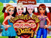 Valentines Day Mix Match Dating